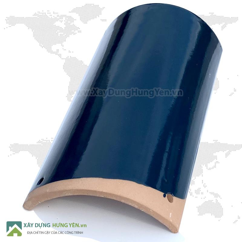 Ngói rìa - ngói cạnh  xanh 06 Viglacera Thăng Long - Phụ kiện ngói sóng