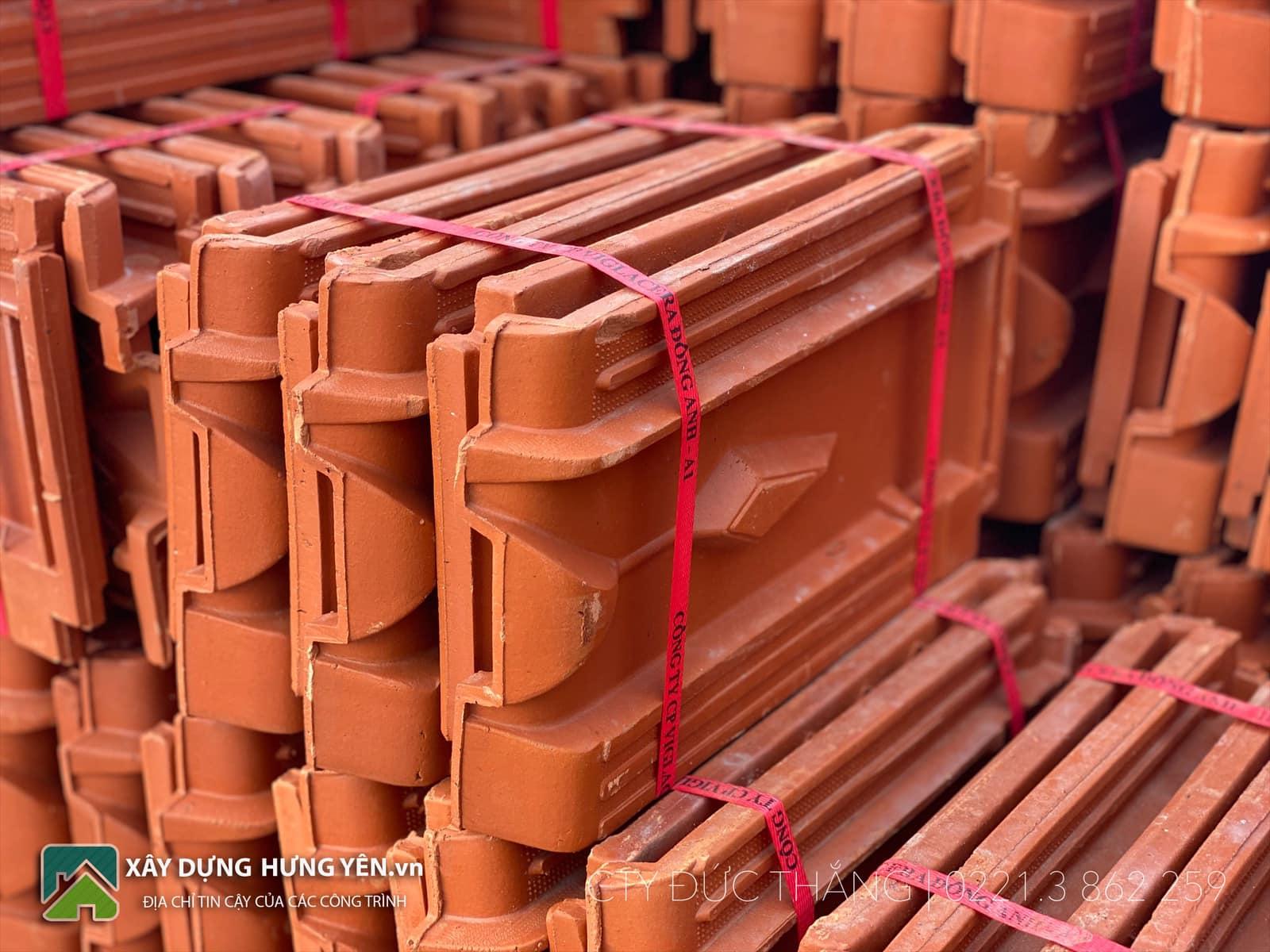 4400v ngói lợp 22v/m Viglacera Đông Anh đến công trình tại thị xã Mỹ Hào - Hưng Yên